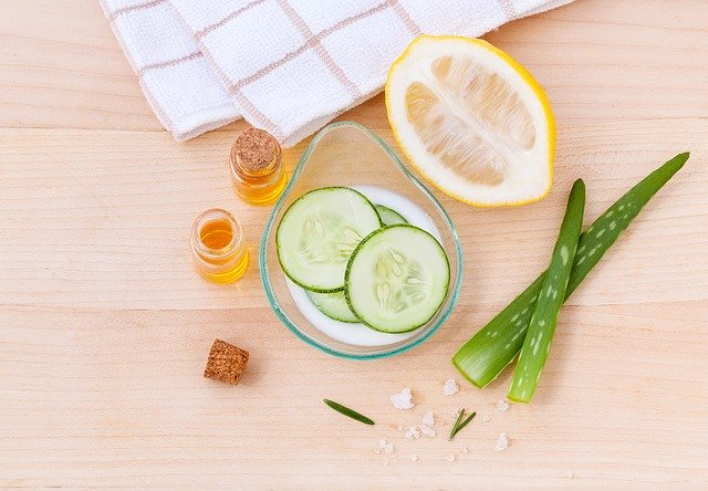 Natural skin care routine methods